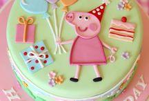 Tortas para niños y niñas / Cake for kids