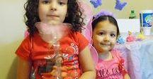 A'miyah & Sophia / My great-granddaughters