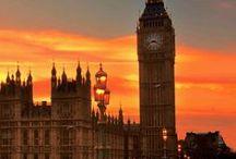 Elegant England / by Kristina Dibble