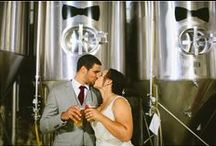 My Fall Brewery Wedding! / We got married at Monday Night Brewing on 10.12.14. This was my inspiration board, and I'm happy to say my wedding was absolute perfection! <3 / by Jazmin Marshall