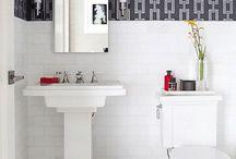 Bathroom inspirations / Smart and elegant bathroom inspirations