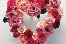 """Valentine's Day / Celebrating """"Love is in the Air"""", from décor to goodies!"""