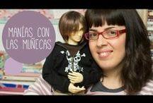 isartdolls / Recopilación de algunos de los vídeos de mi canal de muñecas