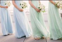 1 Day - Bridesmaid / Pastels - Earth tones - Italy - Summer - Sex and the City - Stylish - Design - Classy - Quirky