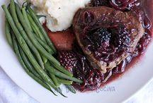 Aves y carnes / Poultry and meats / Recetas de mi blog