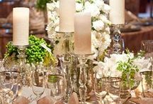 Table Decorating / Let us help you choose an eye-popping design for your next event.   E: thebridalconnection@yahoo.com