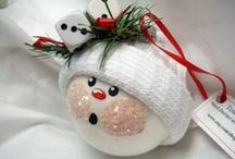 Christmas - crafts / by Alison Russell