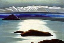 Canadian Art and Artists / by Alison Russell