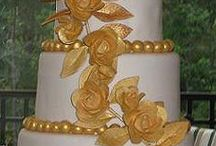 All That Glitters is Gold / 50th Anniversary Celebration Ideas