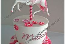 Cakes for Kids / Ideas for birthday party cakes