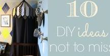 DIY Projects / I'm poor and need to make my own decorations
