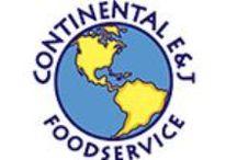 Continental E & J Foodservice, Inc. / Food Distributors, San Diego, CA:  Greek, Mediterranean, International Foods...and MORE!