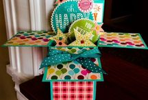 Stampin Up Lovlies! / by Kristine Lutrario