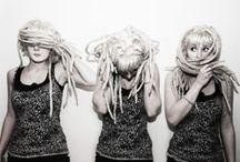 Dreadlocks / by Whitney Lampher