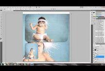Photoshop stuff / by Whitney Lampher