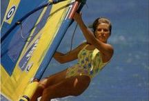 Windsurfing / Great photos of people windsurfing