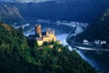 Rhine valley castles and such