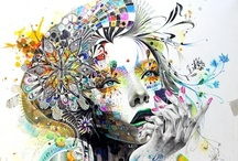 Amazing Art / All kind of art styles I love