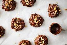 vegan sweet treats Ⓥ / by Jess Tierney