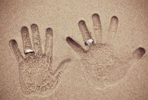Trend Alert: Beach Wedding / by My Glass Slipper