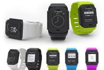Geeky watches
