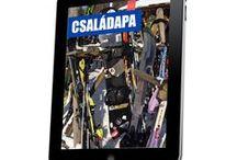 Családapa iPad/iPhone Magazin / Minden, ami a Családapa Magazinnal kapcsolatos.