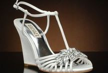 Wedge Wedding Shoes / by My Glass Slipper
