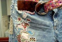 Upcycled Clothing / by Marissa Ventura