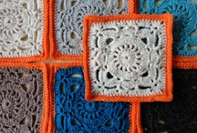 Willow square blanket