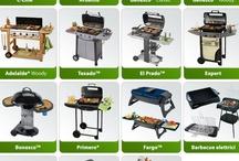 barbecue a gas / Tutti i tipi di barbecue a gas