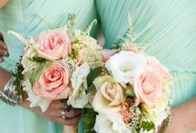 Mint and Pink Wedding