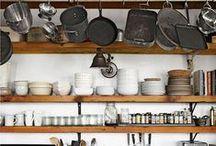 Kitchen - Cuisine / by Paule Galarneau