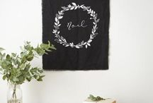 C E L E B R A T E / 'Tis the season for sparkling lights, cakes, gifts, and the smell of pine and cinnamon around every corner. How to celebrate, gift wrap, and decorate in simple and rustic ways.