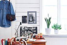 workspace / by Tarah Sutton