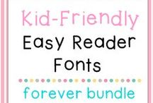 Clip Art, Borders and Fonts