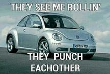 Slug Bug or Punch Buggy?