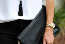 Professional Style / Style inspiration for the office, to work-at-home, and for business travel.