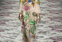 On the Runway / Favorites from the Runways of New York, London, Milan and Paris