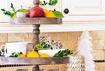 Kitchens / The heart of the home. ♥