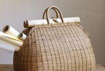 Basketcase / a little bit of baskets