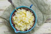 Rice Dishes / by Indiaphile
