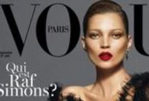 Vogue Paris Portfolio / The articles that I translated for Vogue Paris: en.vogue.fr  A six month internship from January-July 2015 for my year abroad.  / by Lowri Evans