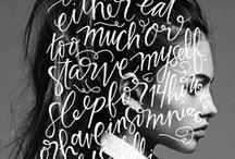 Typography | Inspiration