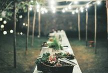 alfresco / parties with food outside! / by Elizabeth Archers