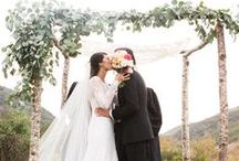Decor | Chuppahs and Arches / Beautiful structures for your ceremony