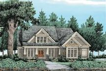 Home plans / by Ann Kenny Lombardo