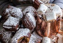 Just desserts / Desserts and yummy treats