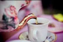 Tea makes everything better ♥