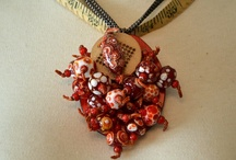 6th Bead Soup Blog Party / Designs made for the 6th Bead Soup Blog Party (r)  PLEASE only post items you made for this blog hop! / by Pretty Things Blog :: Lori Anderson Designs