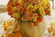 Fall / Ideas for fall crafts and decorating